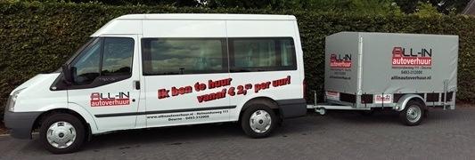 Taxibus huren